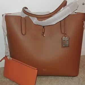 Ralph Lauren tote & wallet - OBO